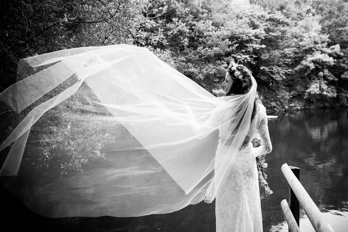 24 A veil in the breeze Cornish Tipi Weddings appleBimages 7405