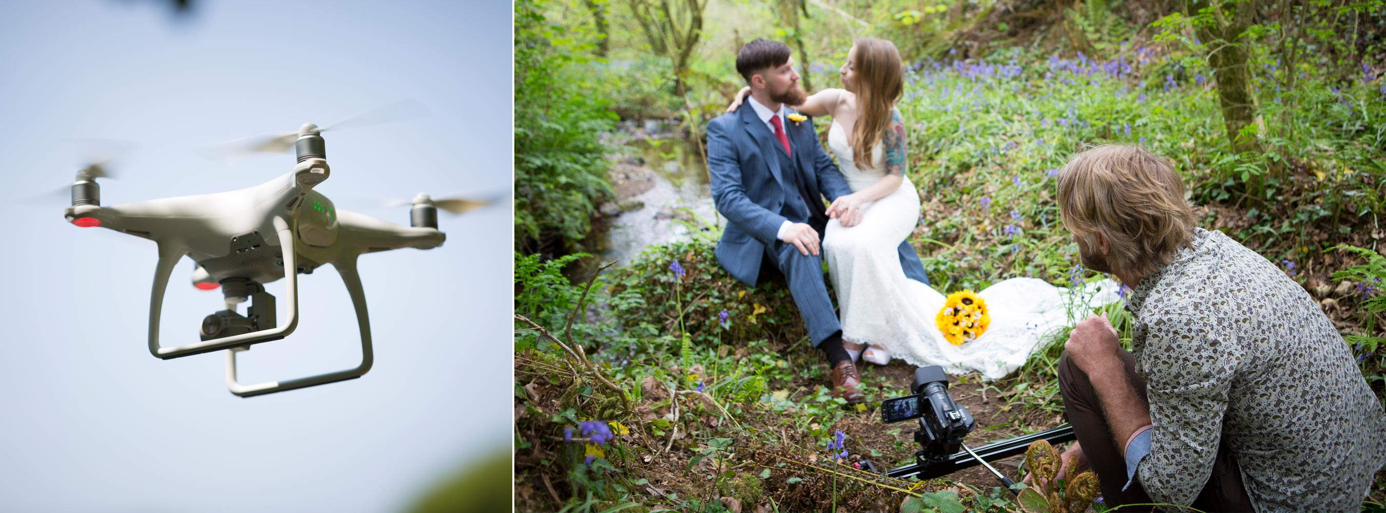 Film Making Drone Videographer